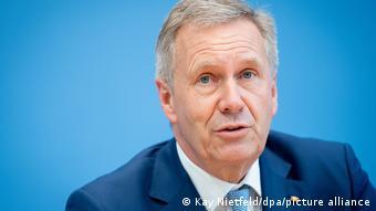 Almanya'nın eski cumhurbaşkanlarından Christian Wulff