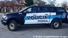 Argentinien Policia Federal Symbolbild