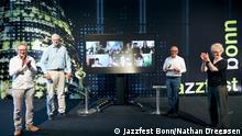 Finale des JazzBeet-Wettbewerbs in Bonn am 12.6.21