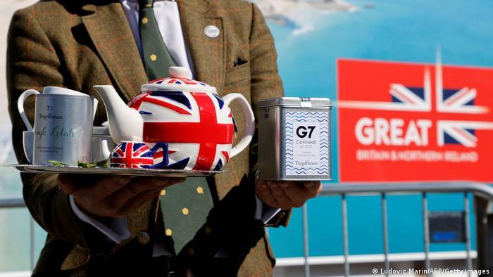 England | G7 Gipfel 2021 | Symbolbild