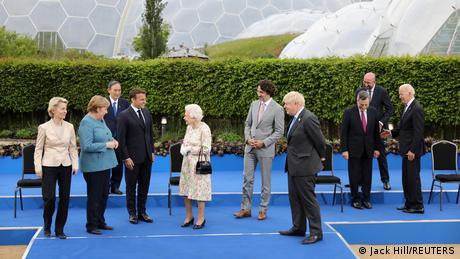 G7: Κοινή γραμμή για το κλίμα