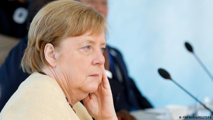 England | G7 Gipfel 2021 | Angela Merkel