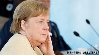 England   G7 Gipfel 2021   Angela Merkel