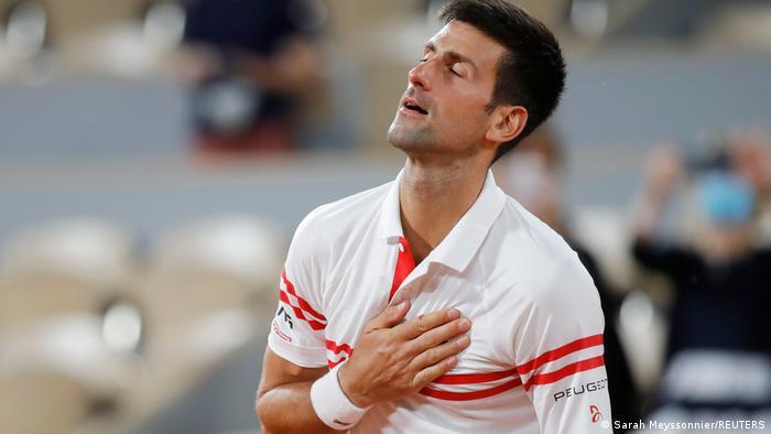 French Open 2021 | Halbfinale Novak Djokovic - Rafael Nadal
