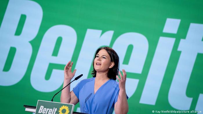 Bundesparteitag der Grünen | Annalena Baerbock