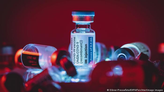 Coronavirus   Impfstoff von Johnson & Johnson