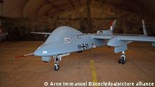 Symbolbild Drohne Bundeswehr