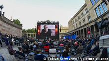 Deutschland Berlinale Summer Special film festival in Berlin | Zuschauer