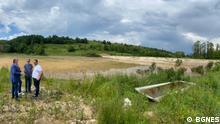 Bulgarien Staudamm Pazar Dere