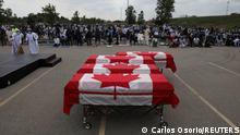 Kanada Trauer um getötete muslimische Familie