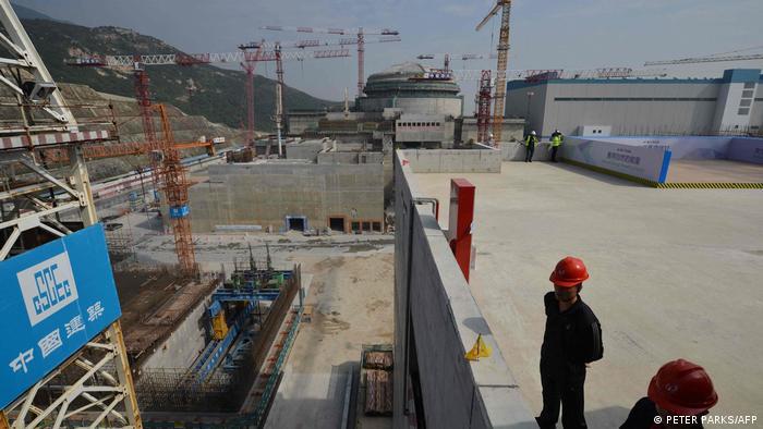 Chian Taishan Atomkraftwerk