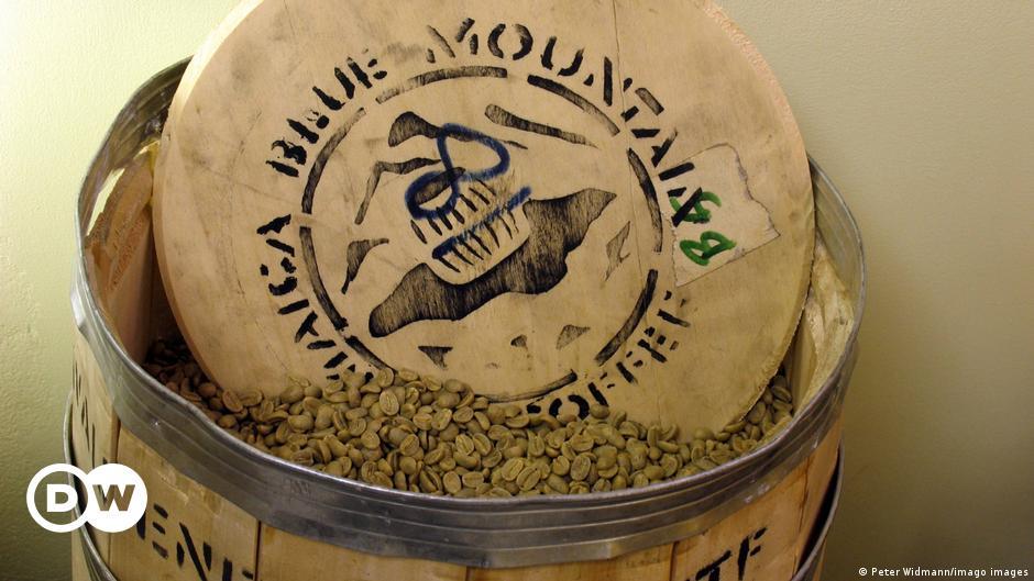 Japan's enduring love affair with Jamaican Blue Mountain Coffee