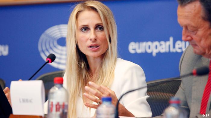 Dita Charanzová Vizepräsidentin des Europäischen Parlament