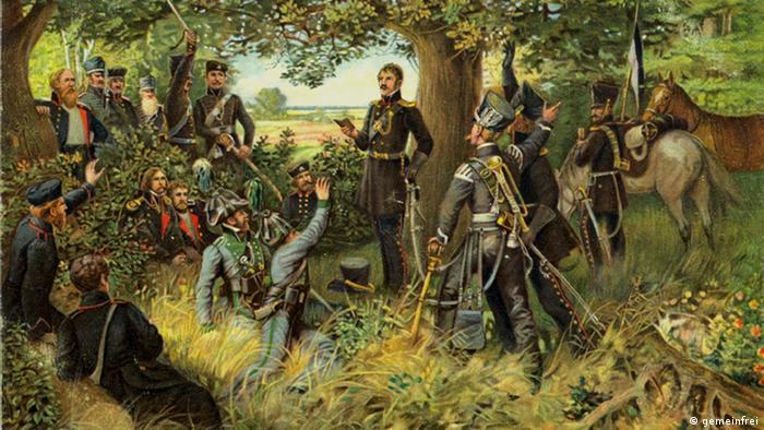 Gemälde von Latso Free Corps