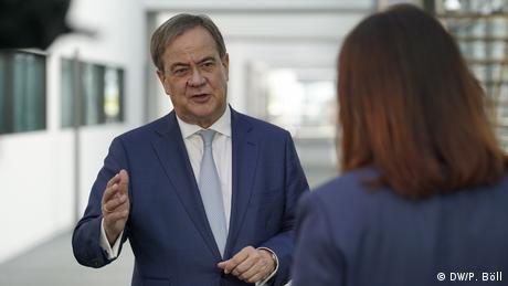Politicianul creştin-democrat Armin Laschet