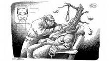 Iran Karikatur der Woche