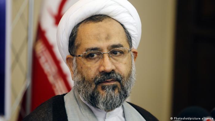 حیدر مصلحی، وزیر اطلاعات سابق جمهوری اسلامی