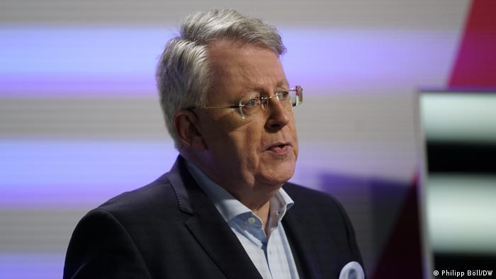 Opening ceremony | Director General Peter Limbourg | DW Global Media Forum 2021