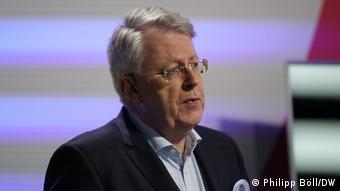 Peter Limbourg, directeur-général de la DW, appelle les autorités allemandes à (ré-)agir