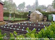 Hortas urbanas são tradição na Alemanha