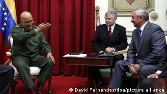 Уго Чавес и Виктор Шейман