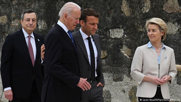 Francuska vlada smatra da je na sastanku G7 u junu u Kornvolu propuštena prilika da se otvoreno razgovora
