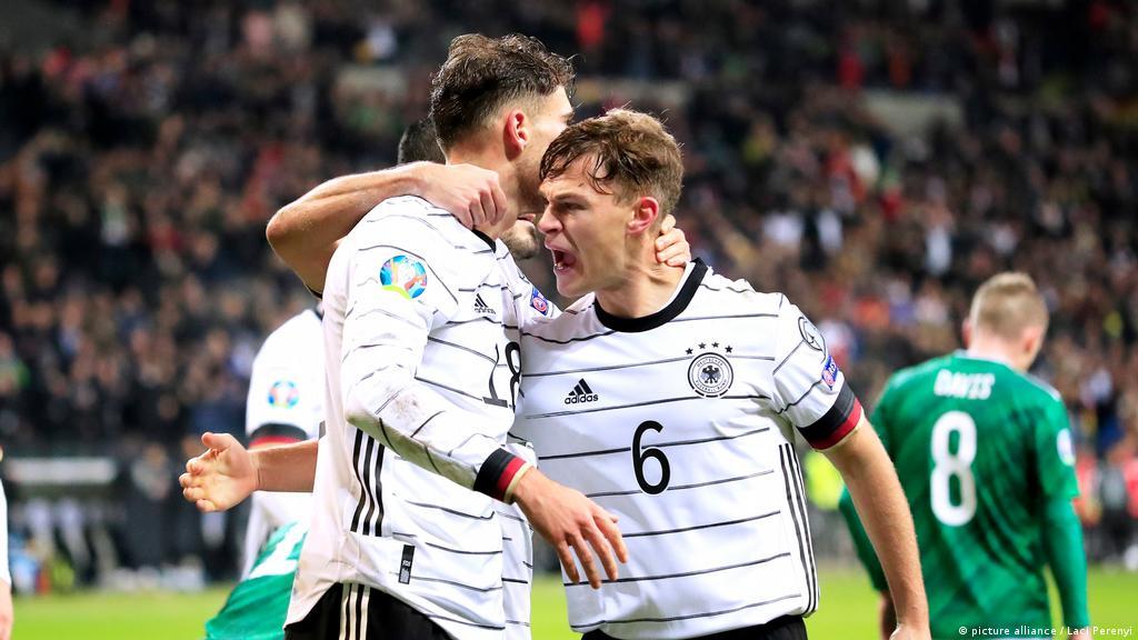 ทีเด็ดดูบอลรวยxฟุตบอลโลก รอบคัดเลือก เยอรมนี พบ โรมาเนีย