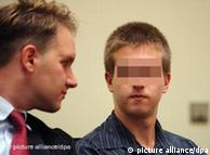 Einer der beiden Angeklagten: Markus S. (Foto: DPA)