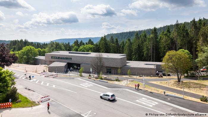 Новый центр национального парка Шварцвальд