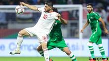 Fussball Asien-Cup 2019 l Iran vs Irak