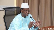 Juni 2021 *** Premierminister Choguel Kokalla Maïga. Urheberrecht: Service de Primature du Mali.