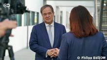 Interview Armin Laschet |DW Global Media Forum 2021