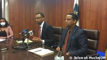 Äthiopien | Dr Biruk Taye und Zinabu Yirga
