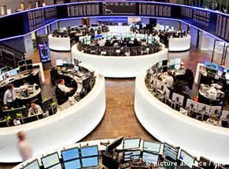Xetra electronic trading system