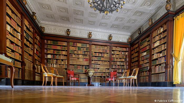 Schweiz l Villa La Grange in Genf - in Vorbereitung für das Treffen Biden Putin