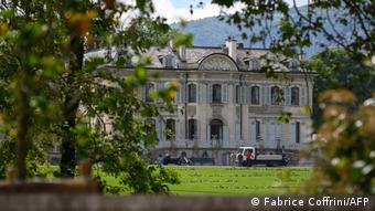 Villa La Grange. Εδώ είναι ο τόπος συνάντησης των δύο ηγετών και ...
