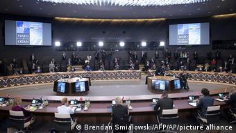 Brüssel NATO Gipfeltreffen