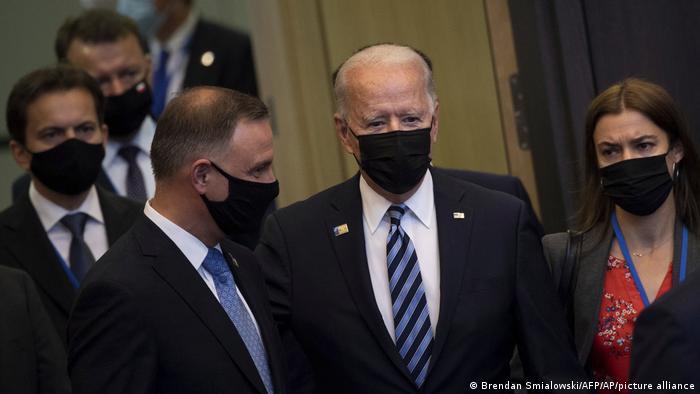 Brüssel NATO Gipfeltreffen | Joe biden