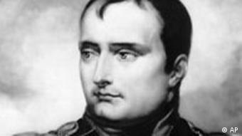 Наполеон Бонапарт. Рисунок Ораса Верне.