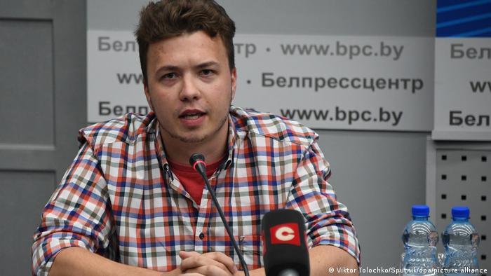 Raman Pratasevich