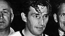 Deutschland Geschichte Kultur Fußball WM 1954 Fritz Walter