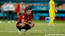 Spanien Sevilla | UEFA Euro 2020 | Spanien v Schweden