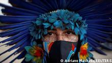 BdTD Brasilien | Indigener Protest in Brasilia