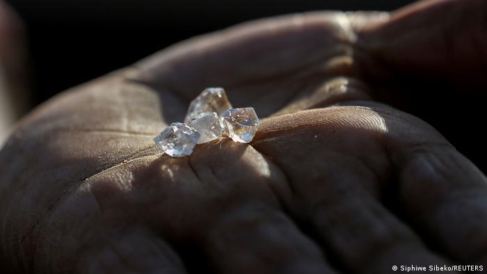 Südafrika | Suche nach Diamanten