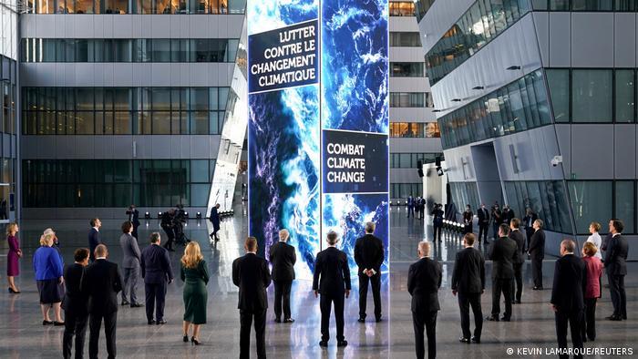 Weltspiegel 15.06.2021 NATO Gipfel in Brüssel