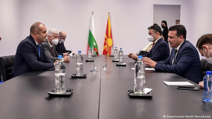 Belgien | Bilaterales Treffen Zoran Zaev und Rumen Radev