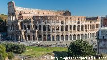 Kolosseum, Rione X Campitelli, Rom, Lazio, Italien, Europa