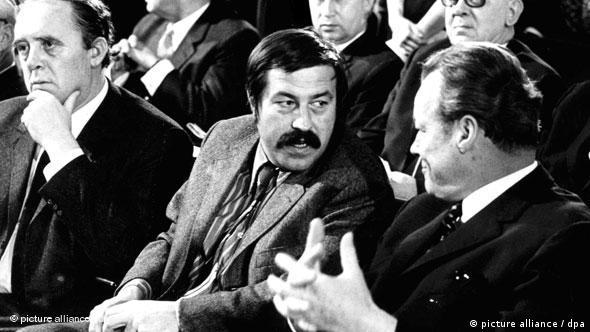 Verband Deutscher Schriftsteller, Günter Grass und Willy Brandt Flash-Galerie