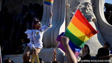 <div>European Parliament demands action over Hungary's anti-LGBTQ law</div>