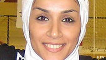 بهناز خیاط، دروازهبان تیم ملی فوتسال دختران ایران